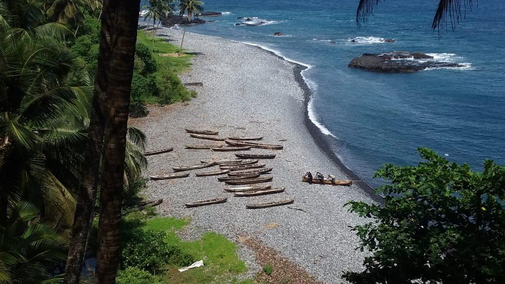Costa Oeste - São Tomé e príncipe