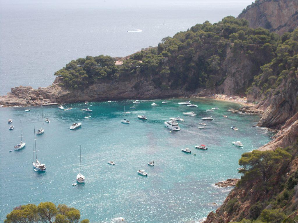 Tossa de mar - Espanha